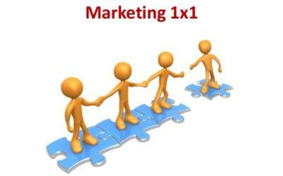 ¿Qué es Marketing 1 x 1?