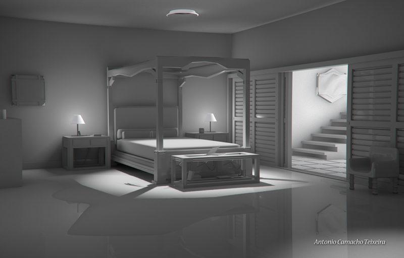 Rendering 3d ventajas para dise o de interiores - Blog de diseno de interiores ...